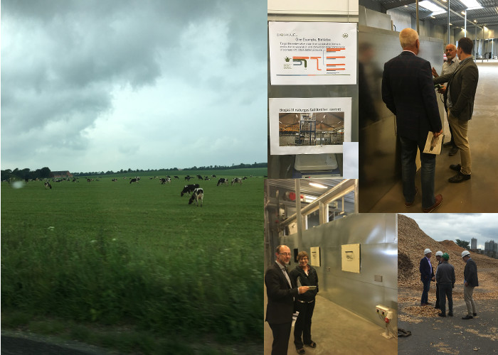 Denmark is both beautiful and in the front end regarding utilization of AGRO biomass. We want to thank all the companies and organisations we meet during our visit. The trip ended with a great and very interesting meeting with Grain Wood. A special thanks to Paper Province and of course our host in Denmark Agro Business Park.