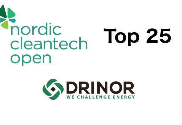 Top 25 Nordic Cleantech Open