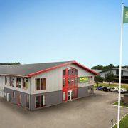 New facility and partnership